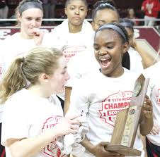 Girls' 11th Region championship: Lady Cards defend title with ease   Sports    news-graphic.com