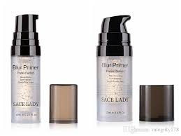 sace lady blur primer makeup base face 24k gold foundation primer oil control professional matte make up pores brand cosmetic mousse foundation water based