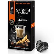 Nespresso U Machine Ginseng Coffee Capsules Compatible With Nespressor Machines