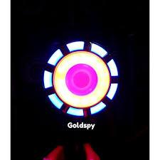 Đèn led tròn bi cầu gắn chớp đuôi xe máy siêu sáng nhiều màu nhái đẹp chính  hãng 99,000đ