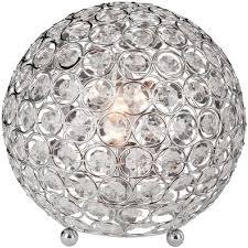 ball table lamp. elegant designs crystal ball table lamp i