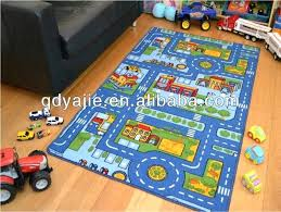 toy car rug kids foam street road play mat street road play foam street road