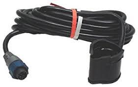 lowrance transducer wiring diagram lowrance image amazon com lowrance pdt wbl trolling motor mount transducer 200 on lowrance transducer wiring diagram
