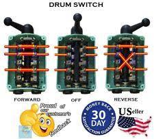 forward reverse switch drum switch forward off reverse motor control rainproof 60a reversing guaranteed