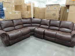 appealing costco furniture 4 sectional couch sofa leather gray modular 2016 sofas loveseat