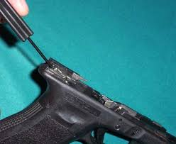 Glock Lube Chart Glockparts Com Glock Lubrication Cleaning