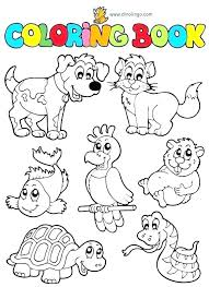 Farm Animals To Color Free Coloring Pages Farm Animals Farm Animal