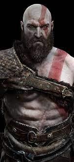 Kratos, God of War 1125x2436 iPhone 11 ...