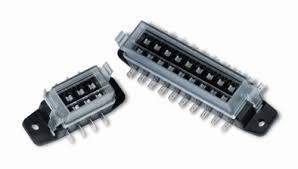 10 way compact ato atc fuse block 10 way blade fuse block with led indicators 10 Way Fuse Box #45
