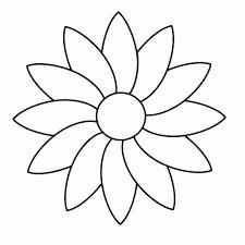 Kleurplaten Van Bloemen En Vlinders