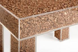 Sawdust furniture Bio Sawdust Table Business Manager Facebook Alma Table By Roberta Rampazzo Is Almost Made Of Wood Furniture