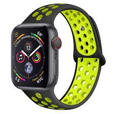 Dây Đeo Thay Thế Cho Đồng Hồ Thông Minh Apple Watch Series 1 / 2 / 3 / 4 / 5  ( Size 42 / 44 mm ) - Dây 2 Màu - Dây đeo thay thế, phụ trợ - Phụ kiện khác  Thương hiệu OEM