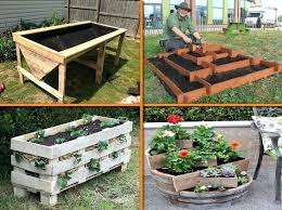 how to make a raised bed garden. Small Raised Garden Bed Plans Delightful Elegant Simple Easy To Make How A H