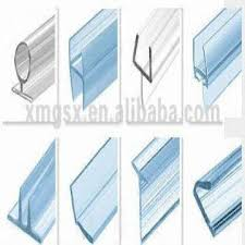 china new whole heat resistance glass shower door seal good elastic water stop strip synthetic rubb