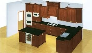 computer kitchen design. Beautiful Kitchen Computer Generated Drawings For Kitchen  Bath Remodeling In Clearwater  Tampa St Pete FL Throughout Design 1