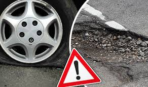 automotive repair complaints potholes uk council rejects 350 complaints as roads due for repair