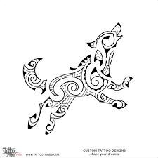 Tatuaggio Di Lupo In Corsa Kirituhi Tattoo Custom Tattoo Designs
