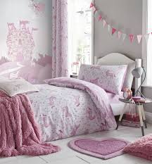 33 nice looking cot bed duvet cover sets girls folk unicorn set single double bedding