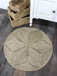 gone rogue seagrass floor rugs large round seagrass rug