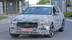 Pretty soon, mercedes will make the undisputed most interesting interiors in this class. Mercedes Benz C Class Estate 2021 Spy Shots With Interior Mercedes Benz Worldwide