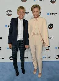 Ellen And Portia Ellen Degeneres Portia De Rossi Workout Fitness Glamour