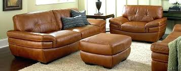 chestnut colored leather sofa soft line furniture editions at ft in sple