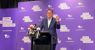 Daniel andrews is speaking now. Most Victorians Not Self Isolating When Required Says Andrews Ballarat