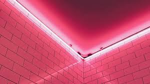 Wallpaper Wall, Light, Pink, Tile ...