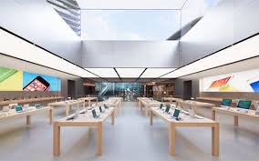 Foster + Partners Apple Store