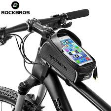 <b>ROCKBROS</b> MTB Road <b>Bike Bicycle</b> Bags Waterproof <b>Touch</b> ...
