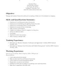 Summary Qualifications Examples Administrative Assistant Resume