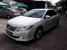 Used Car | Toyota Camry Nicaragua 2012 | TOYOTA CAMRY 2012 C ...