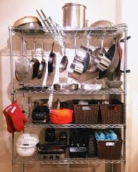 7 organizing accessories for the wire shelf in your kitchen kitchn within racks designs 0