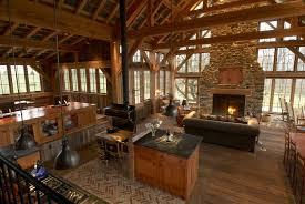 Turning a Barn into a House Brick Barn