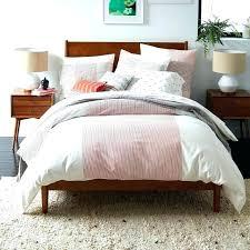 duvet sets queen mid century modern duvet covers comforter bedding cover in dominant white solid wood duvet sets queen