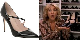 Carrie Bradshaw Sarah Jessica Parkers New Shoe Line Looks Like It Could Belong To
