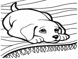 Dog Coloring Pages Printable - snapsite.me