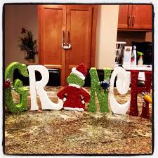 grinch stole christmas office decorations. how the grinch stole christmas wood craft office decorations