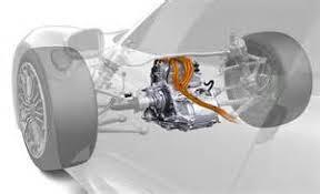 porsche 918 spyder engine technology wordlesstech porsche 918 porsche 918 spyder front electric motor axle