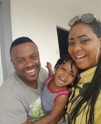 Image result for okon lagos and family