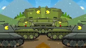Phim hoạt hình xe tăng   Chiến đấu trong tuyết rơi tập 3   Vietnam Garden   Phim  hoạt hình trẻ em - YouTube