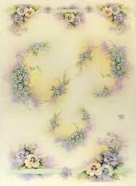 vintage flower sheets 735 best decoupage kwiaty images on pinterest decoupage paper