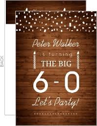 60 birthday invitations 60th birthday invitations