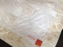 wedding dress quilt | The Patchwork Bear & wedding HARRIS detail Adamdwight.com