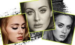 adele s makeup artist reveals the secret behind her iconic eyeliner