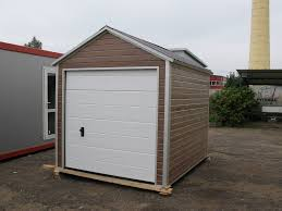 L Small Garage Door For Shed