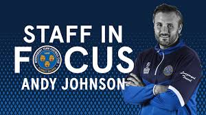 Andy Johnson | Staff in Focus - YouTube