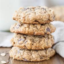 oatmeal chocolate chip cookies liv