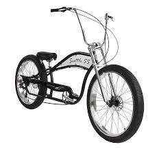 1800x1689 micargi seattle ss chopper stretch beach cruiser bike