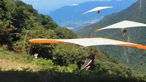 if you have ever had dreams of flight e experience hang gliding
